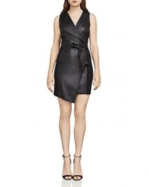 BCBGMAXAZRIA Layla Asymmetric Sheath Dress at Bloomingdales