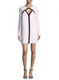 BCBGMAXAZRIA - Cut-Out Shift Dress at Saks Off 5th