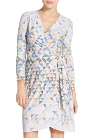 BCBGMAXAZRIA Adele Jersey Wrap Dress at Nordstrom