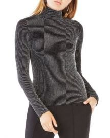 BCBGMAXAZRIA Brinne Turtleneck Top  Women - Bloomingdale s at Bloomingdales