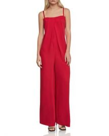 BCBGMAXAZRIA Convertible Wide-Leg Jumpsuit Women - Bloomingdale s at Bloomingdales