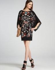 BCBGMAXAZRIA Dress - Lois Scarf Kimono at Bloomingdales