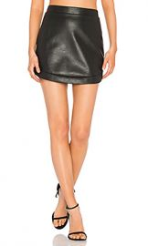 BCBGMAXAZRIA Kanya Skirt in Black from Revolve com at Revolve
