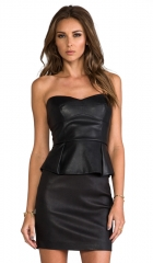 BCBGMAXAZRIA Noemi Top in Black  REVOLVE at Revolve
