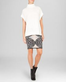 BCBGMAXAZRIA Pullover - Kasia Oversized Boxy at Bloomingdales