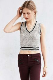 BDG Blaire Sweater Vest at Urban Outfitters