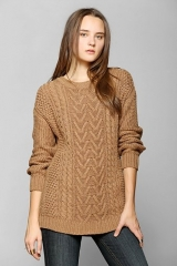 BDG Cable Knit Sweater at Urban Outfitters