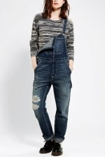 BDG Denim Overalls at Urban Outfitters