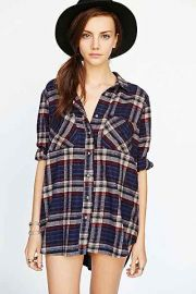 BDG Flannel Shirt at Urban Outfitters