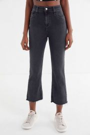 BDG High-Rise Cropped Kick Flare Jean at Urban Outfitters