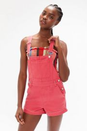 BDG Leila Denim Shortall Overall at Urban Outfitters