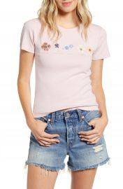 BDG Urban Outfitters Flower Row Tee   Nordstrom at Nordstrom