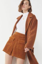 BDG Utility Pocket Skirt at Urban Outfitters