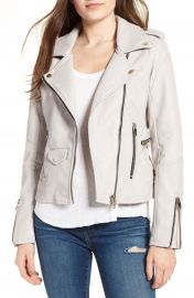 BLANKNYC  Easy Rider  Faux Leather Moto Jacket at Nordstrom