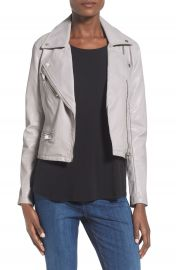 BLANKNYC Faux Leather Moto Jacket at Nordstrom