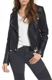 BLANKNYC Life Changer Moto Jacket   Nordstrom at Nordstrom