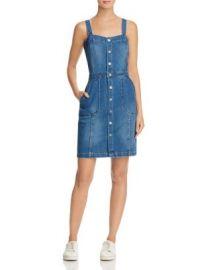 BLANKNYC Snap Front Denim Jumper Dress - 100  Bloomingdale  039 s Exclusive at Bloomingdales
