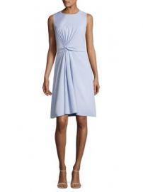 BOSS - Digiana Twist-Front Sheath Dress at Saks Fifth Avenue