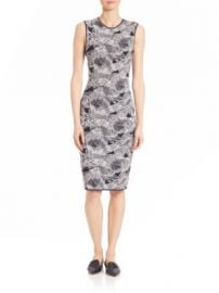 BOSS - Fasome Knit Dress at Saks Off 5th