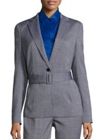 BOSS - Jalesa Virgin Wool Jacket at Saks Fifth Avenue