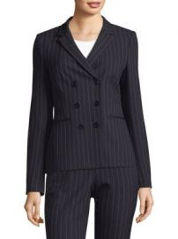 BOSS - Long-Sleeve Double-Breasted Jacket at Saks Fifth Avenue