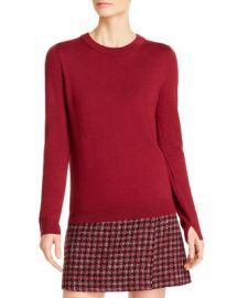 BOSS Fegan Wool Crewneck Sweater Women - Bloomingdale s at Bloomingdales