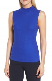 BOSS Fellie Mock Neck Sweater at Nordstrom