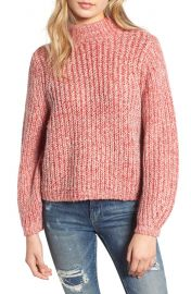 BP  Marled Puff Sleeve Sweater at Nordstrom