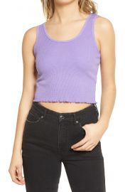 BP  Thermal Knit Crop Tank   Nordstrom at Nordstrom