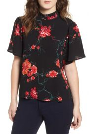 BP Floral Top at Nordstrom Rack