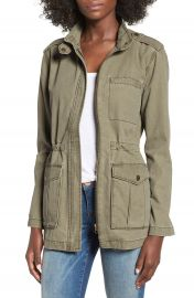 BP  Cotton Canvas Anorak at Nordstrom