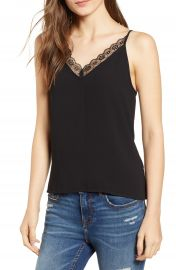 BP  Lace Trim Camisole at Nordstrom