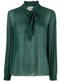 Ba Sh Liberty Blouse - Farfetch at Farfetch