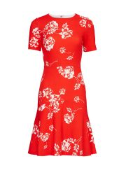 Baba Payson Floral Dress by LAUREN Ralph Lauren at Rent The Runway