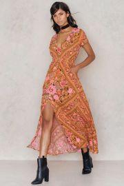Babushka gown at Na-kd