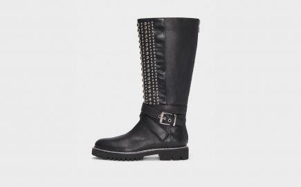 Babz Knee High Boots at DKNY