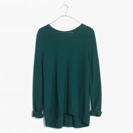 Back Zip Pullover at Madewell