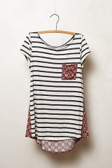 Backstory tee at Anthropologie