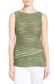 Bailey 44  Pangea  Top in Olive at Nordstrom