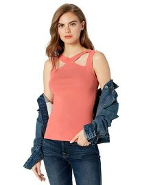 Bailey 44 Cerebral Sweater Top with Cutouts at Amazon