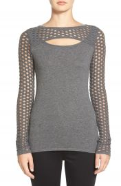Bailey 44 Cutout Sweater   Nordstrom at Nordstrom