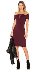 Bailey 44 Esther Dress in Berry from Revolve com at Revolve
