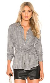 Bailey 44 Hold Me Tight Top in Plaid Multi from Revolve com at Revolve