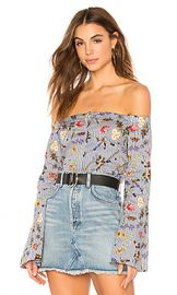 Bailey 44 Horticulture Top in Multi from Revolve com at Revolve