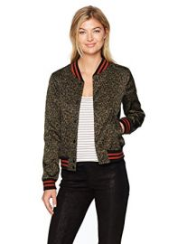 Bailey 44 Leopard Jungle Jacket at Amazon