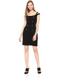 Bailey 44 Women s Commissar Ponte Dress at Amazon