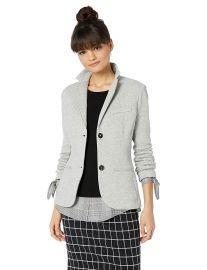 Bailey 44 Women s Cozy Up Fleece Jacket Blazer at Amazon