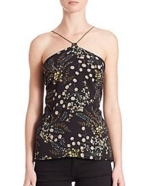 Bailey 44 botanical Chain Halter Top at Nordstrom