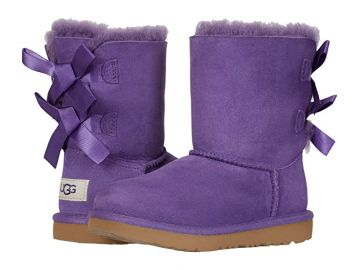 Bailey Bow II Boot by Ugg Kids at Zappos