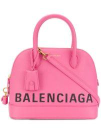 Balenciaga Ville Top Handle Bag - Farfetch at Farfetch